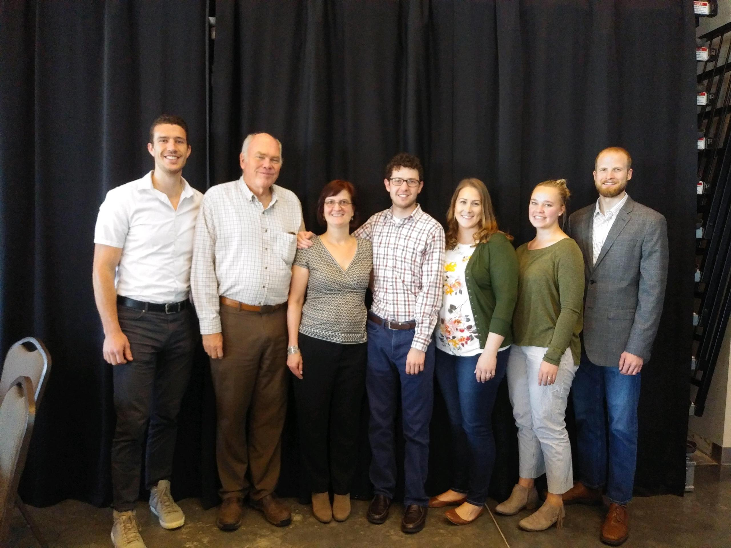 USU LAEP Students' Studio Project Receives Second Statewide Award